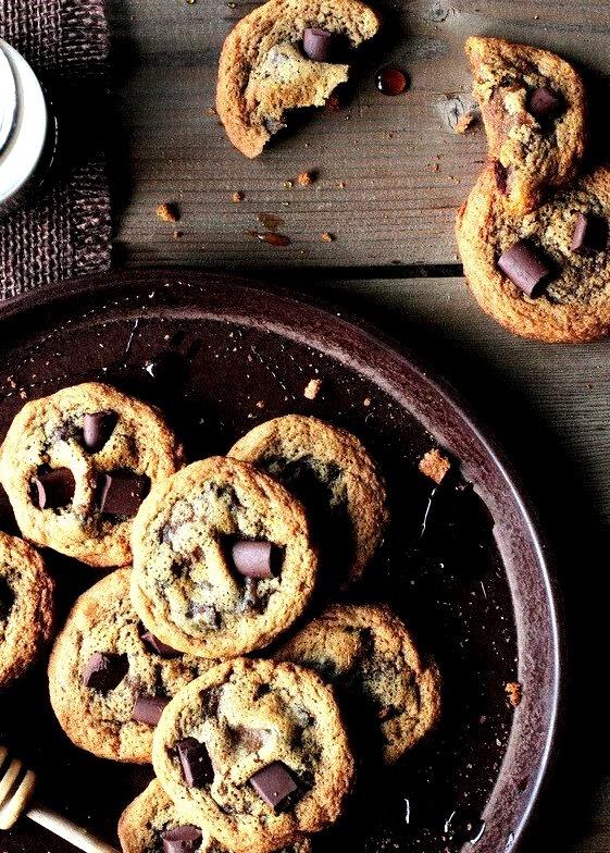 Honey Chocolate Chunk Cookies Pastry Affair